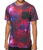 Empyre Beyond Galactic Pocket T-Shirt
