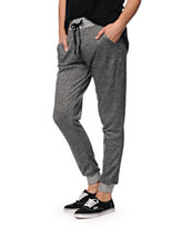 Empyre Black Speckle Jogger Pants