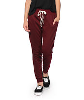 Empyre Blackberry Banded Jogger Pants