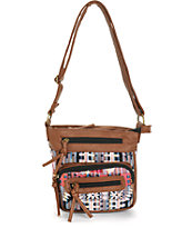 Empyre Blackberry Tribal Crossbody Purse