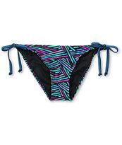 Empyre Bondi Criss Cross Side Tie Bikini Bottom