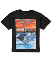 Empyre Boys Mountain Sky Tee Shirt