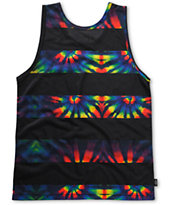Empyre Boys Tripped Tie Dye Tank Top