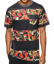 Empyre Brock Party Tropical Pocket T-Shirt
