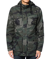 Empyre Bunker Camo M65 Twill Jacket
