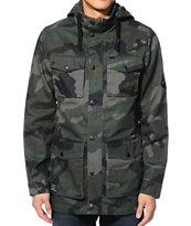 Empyre Bunker Camo M65 Twill Jacket