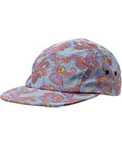 Empyre Business Blue 5 Panel Hat
