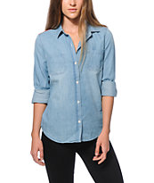 Empyre Calista Jacquard Denim Shirt