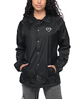 Empyre Candace Whatever Heart Black Coaches Jacket