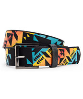 Empyre Canyons Black Leather Belt