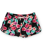 Empyre Carmela Hawaiian Floral Shorts