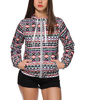 Empyre Carmen Tribal Windbreaker Jacket
