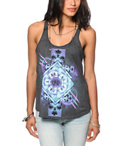 Empyre Casey Geo Palm Tank Top