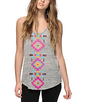 Empyre Casey Placed Tribal Tank Top