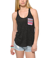 Empyre Casey Refuse To Sink Pocket Tank Top