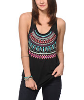 Empyre Casey Tribal Bodice Tank Top