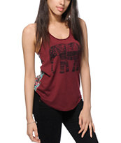 Empyre Casey Tribal Elephant Tank Top