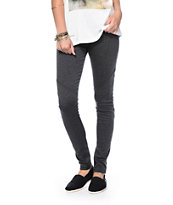 Empyre Charcoal Ruched Leggings