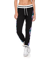 Empyre Cheshire Floral Side Jogger Pants