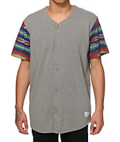 Empyre Chile Tribal Baseball Jersey
