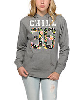 Empyre Chill 36 Floral Fill Hoodie
