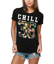 Empyre Chill 38 Floral Fill T-Shirt