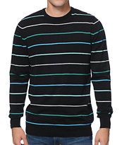 Empyre Chillabrate Black Stripe Sweater