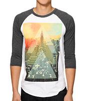Empyre City Baseball T-Shirt