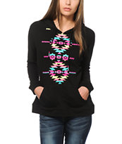 Empyre Cleo Colorful Tribal Hoodie