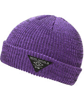 Empyre Cobblestone Heather Purple Beanie