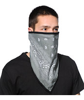 Empyre Denver Grey Face Mask Bandana