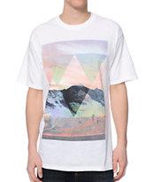Empyre Desert Dusk White T-Shirt