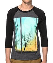 Empyre Deserted Baseball T-Shirt