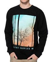 Empyre Deserted Black Crew Neck Sweatshirt