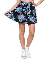 Empyre Dixie Floral Skater Skirt