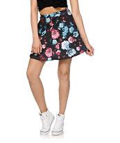 Empyre Dixie Pastel Floral Skater Skirt