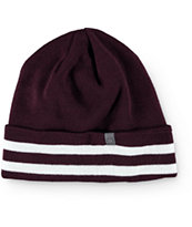 Empyre Domain Blackberry Stripe Beanie