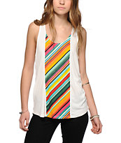 Empyre Duke Multi Stripe Tank Top
