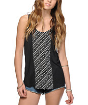 Empyre Duke Tribal Print Tank Top