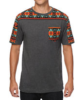Empyre Eastside Tribal Pocket T-Shirt