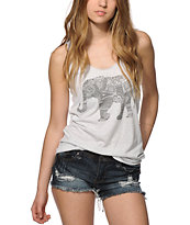 Empyre Elephant Ink Tank Top