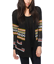 Empyre Emily Tribal Stripe Cardigan
