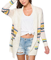 Empyre Emma Multi Tribal Cardigan
