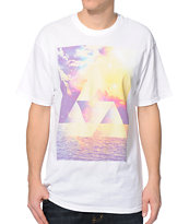 Empyre Endless Sea White Tee Shirt
