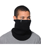 Empyre Eyesdown All Black Neckwarmer