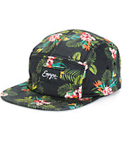 Empyre Face Palm Floral 5 Panel Hat