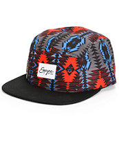 Empyre Firecracker Tribal 5 Panel Hat