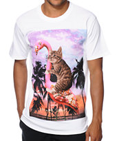 Empyre Flamingo Kitty T-Shirt