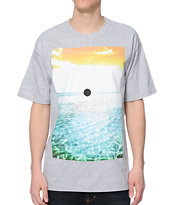 Empyre Float Away Grey Tee Shirt