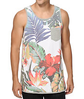 Empyre Flower Power Pocket Tank Top
